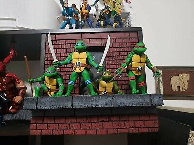 $55 • Buy Building Ledge Marvel Legends Scale 1/12 Scale Display Stand Shelf Attachment