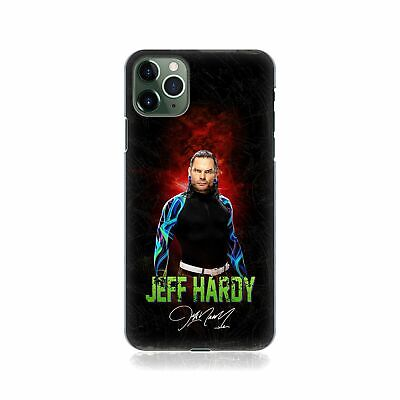 £14.95 • Buy OFFICIAL WWE JEFF HARDY HARD BACK CASE FOR APPLE IPHONE PHONES