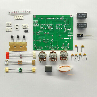 $ CDN33.23 • Buy Disassembled PCB Components Assembly Of QRM Eliminator X-Phase 1-30MHz HF Bands
