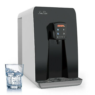 $192.84 • Buy Home Countertop Water Dispenser RO Portable Hot Water Purifier Filter System