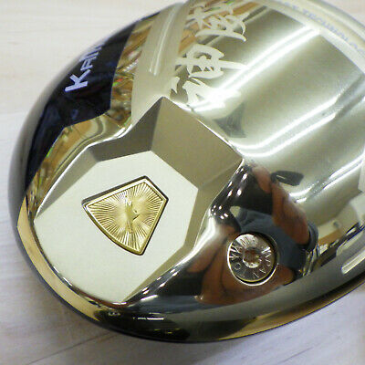 $380 • Buy Kamui Works Golf Japan KAMUI+a IP GOLD DRIVER HEAD PART Non-Confoming Face