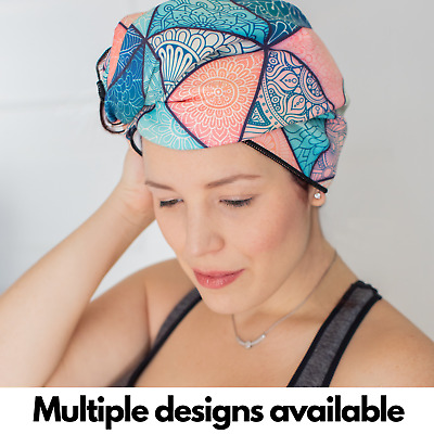 AU13.99 • Buy Super Absorbent Hair Towel Wrap Rapid Fast Drying Reduces Frizz Static Breakage