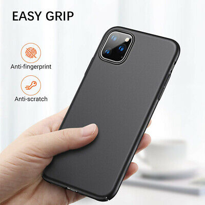 Case For IPhone 8 7 6 11 Plus XR XS MAX ShockProof Soft TPU Silicone Phone Cover • 3.75£