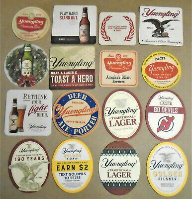 $9 • Buy 16 Different Yuengling Beer Coasters