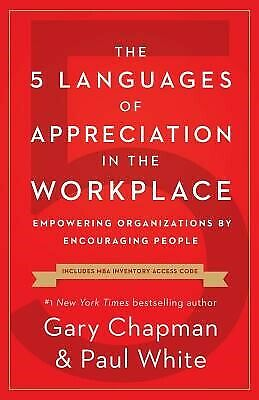 AU29.79 • Buy The 5 Languages Of Appreciation In The Workplace: Empowering Orga 9780802418401