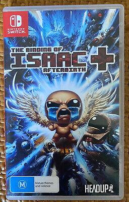 AU40 • Buy The Binding Of Isaac Afterbirth - Nintendo Switch Game