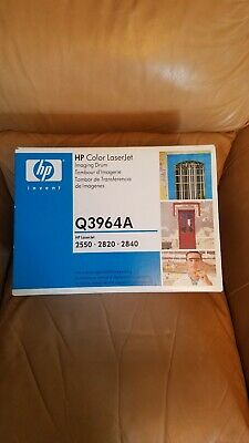 $ CDN36.74 • Buy HP Color Laserjet Imaging Drum Q3964A Open Box New Never Used