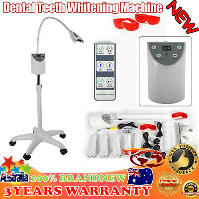 AU279 • Buy Dental Teeth Whitening Lamp Accelerator Teeth Bleaching Machine W/LED Light Lamp