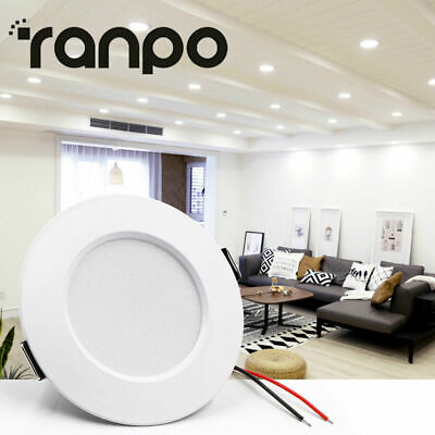 AU8.99 • Buy LED Downlight 5W 7W 9W 12W 15W Recessed In LED Ceiling Cold Warm White Lamp 220V