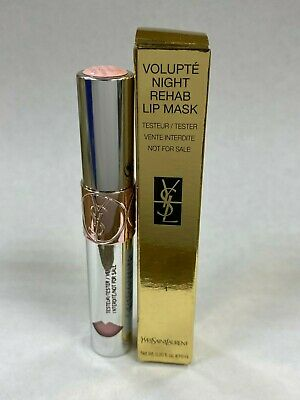 Yves Saint Laurent Volupte Night Rehab Lip Mask 6ml *CHOOSE YOUR COLOUR* • 15.99£