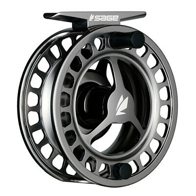 $300 • Buy Sage Spectrum Fly Reel Platinum - FREE LINE-BACKING - ALL SIZES - FREE FAST SHIP