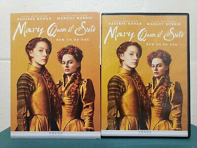 $11.55 • Buy FAST FREE SHIP, Scratch-Free: Mary Queen Of Scots (DVD, 2019) Guaranteed2play