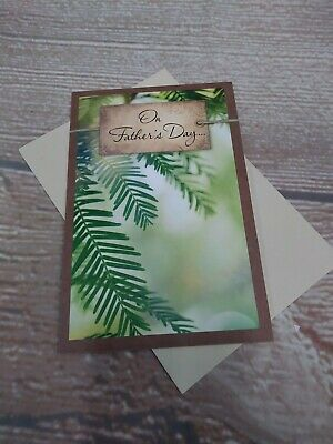 $1.95 • Buy New  Happy Father's Day  Greeting Card & Envelope Brown Generic  You're Special