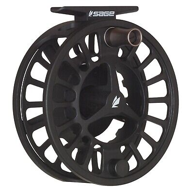 $150 • Buy Sage Spectrum C Fly Reel Black - ALL SIZES - FREE BACKING - FREE FAST SHIP