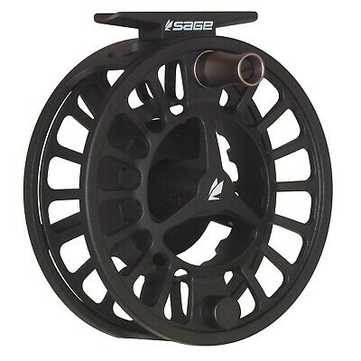 $175 • Buy Sage Spectrum C Fly Reel Black - ALL SIZES - FREE LINE/BACKING - FREE FAST SHIP
