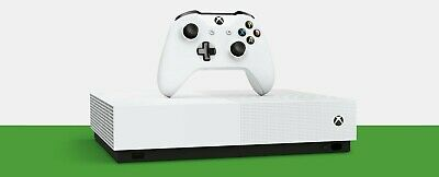 AU345 • Buy Microsoft Xbox One S 1TB (x2 Controllers) With Halo: Master Chief Collection