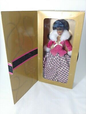 $11.69 • Buy 1996 AVON Winter Rhapsody Barbie (African) 2nd In A Series Special Edition