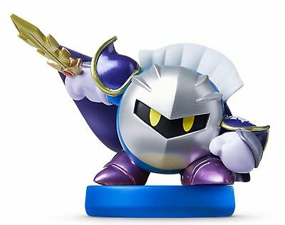 AU82.78 • Buy Nintendo Amiibo Meta Knight Kirby 3DS Wii U Game Accessories NEW From Japan