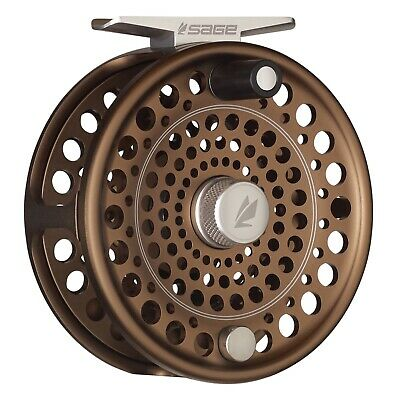 $400 • Buy Sage Trout Spey Fly Reel Bronze - ALL SIZES - FREE LINE-BACKING - FREE FAST SHIP