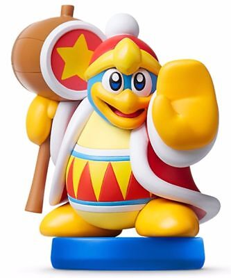 AU78.04 • Buy Nintendo Amiibo King Dedede Kirby 3DS Wii U Game Accessories NEW From Japan