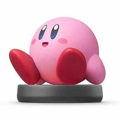 AU145.67 • Buy Nintendo Amiibo KIRBY Super Smash Bros. 3DS Wii U Accessories NEW From Japan