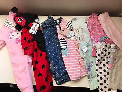 AU20 • Buy Baby Girl Clothing Bundle Size 0-3 Months 000 - Bodysuits, Tops, Tights, Overall