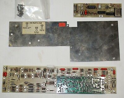 Nagra Kudelski   Iv-s Tc Pilot Conversion Boards • 500£
