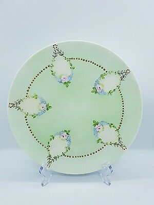 """Rosenthal Group Germany Classic Rose Collection Hand Painted Plate 8 ½"""" • 13£"""