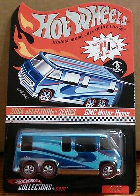$19.50 • Buy Hot Wheels Red Line Club 2004 Selections Series Gmc Motor Home, Excellent Cond
