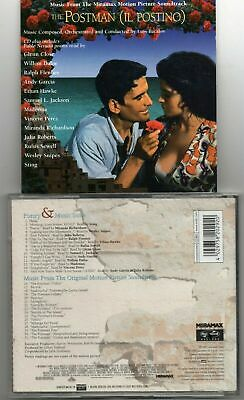 Cd0 The Postman - Il Postino - Music From Motion Picture - Luis Bacalov LIKE NEW • 9.99£
