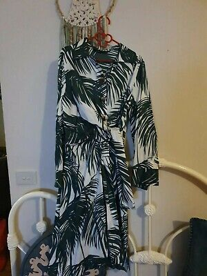 AU9.99 • Buy Gorgeous  Zara Dress. New Without Tags. Size M. Button Detail With Tie