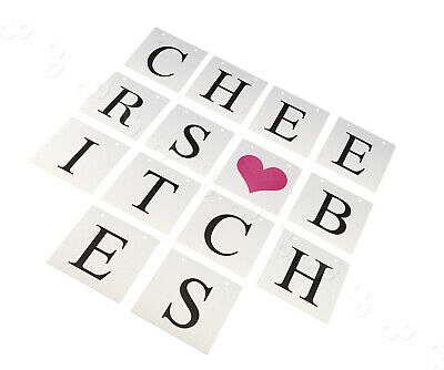 AU14.13 • Buy Bachelorette Hens Girl Night Party Bunting Banner Cheers Bitches Hanging Decor
