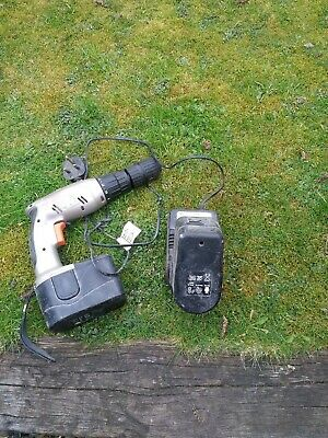 Powerbase Excel Model 785265 24v Cordless Drill Battery/charger.spare Or Repair  • 15£