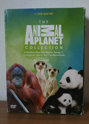 £24.95 • Buy The Animal Planet - Collection (DVD, 2009, 11-Disc Set, Box Set)