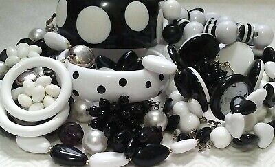 $ CDN45 • Buy Vintage To Now Jewelry Lot Wearable Resell Sterling Signed New Misc Nice No Junk