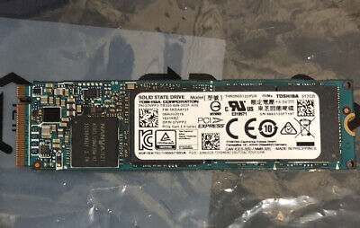 AU76 • Buy Toshiba 512GB M.2 SSD PCIe NVMe M2 Solid State Drive