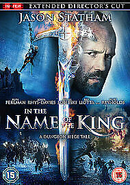 In The Name Of The King- UK REGION 2 DVD Jason Statham • 3.50£