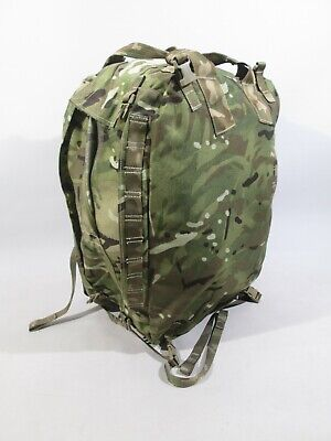 NEW MTP Other Arms Bergen British Army Rucksack Cadet Fishing Camping DofE • 53.99£