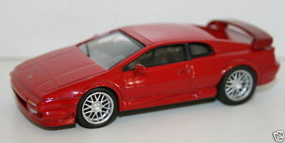 $ CDN31.69 • Buy 1/43 Scale Diecast Metal Model - Lotus Esprit V8 - Red