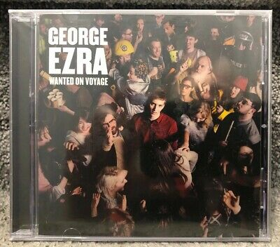 $4.99 • Buy George Ezra Wanted On Voyage 2014 Sony Music New