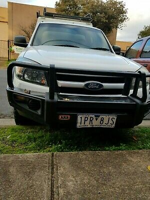 AU13500 • Buy 2010 Ford Ranger XL Supercab 4x4 High Rider Manual