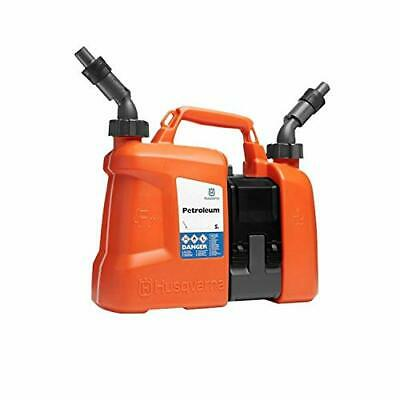£96.85 • Buy Husqvarna 580754201 Combi Can For Oil And Fuel Of Chain Saw Fast Ship Japan EMS