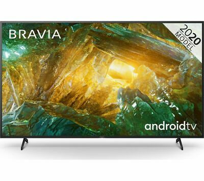 SONY BRAVIA KD55XH8096BU 55  Smart 4K Ultra HD HDR LED TV Google Assistant • 649£