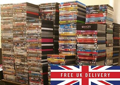 Make Your Own DVD Films Bundle Lot Up To 20% Off FREE PP UK Pick & Mix Selection • 1.99£