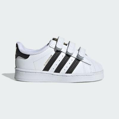 AU55 • Buy Adidas Toddlers Superstar Shoes - EF4842 - Cloud White