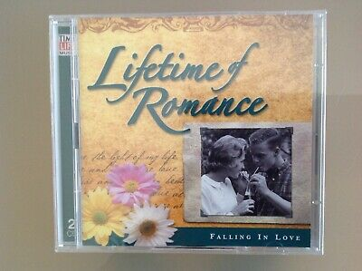 Lifetime Of Romance - Falling In Love - Various Artists - New & Sealed • 2.99£