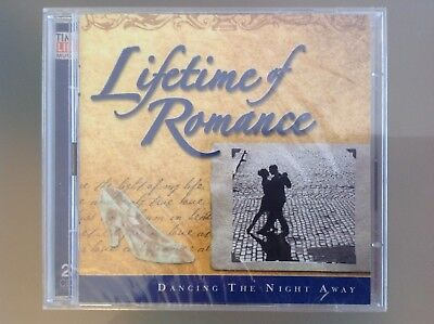 Lifetime Of Romance Cd - Dancing The Night Away - Time Life - Brand New & Sealed • 7.99£