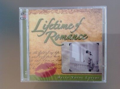 Lifetime Of Romance Cd - Hello Young Lovers - Time Life - Rare -brand New Sealed • 11.99£
