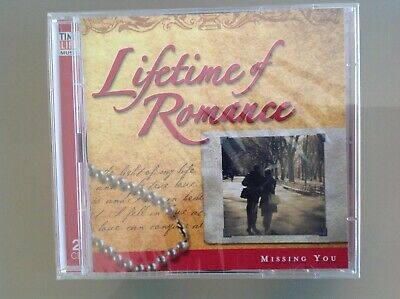 Lifetime Of Romance Cd - Missing You - Various Artists - Time Life -new & Sealed • 7.99£