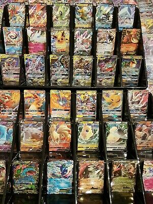 AU28.95 • Buy 150 Pokemon Cards Premium Bulk Lot - 1 Ultra Rare GX, EX Or V & 15 Holos / Rares